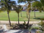 View of Golf course Fairway from the kitchen window!