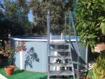 New 5 meter pool
