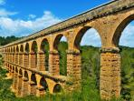 Pont del Diable de Tarragona.