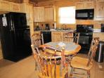 River Escape Fully Equipped Kitchen