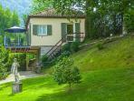 2 bedroom Villa in Laveno, Lake Maggiore, Italy : ref 2259085