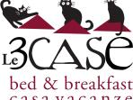 Il logo de Le tre case