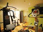 SPA area - fitness room