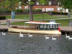 Take a trip on the historic River Avon