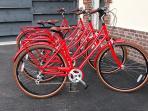 Vélos anglais 'Tradition' alliant les style et la modernité de son équipement