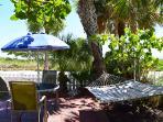 Beach Tree Suite Patio