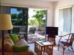 Beach Tree Suite Living Area