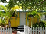 Yellow Palm Cottage