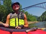 Kayaking with Adventures on the Gorge