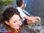 Guided Hiking Tours with Adventures on the Gorge