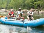 Fishing Tours with Adventures on the Gorge