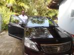 Seneka, our friend, manager and tourist driver can organise any transport requirements you have
