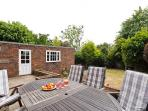 Whats nicer than a summers evening in the garden with family?