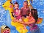Pool toys for all ages