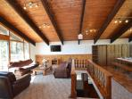 8 Bedroom Swiss Style Chalet / Cottage with Hot Tub & Sauna
