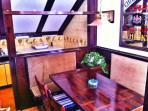 Nautical style kitchen