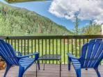 Stunning views with access to community pool & amenities