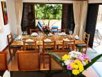 Top quality dining for up to 12 people