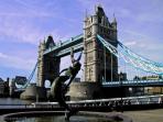 Tower Bridge 1 min walk