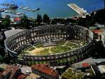colosseum arena in pula
