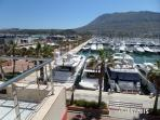 Marina de Denia, great for walks to the lighthouse and lunch/dinner in one of the many restaurants.