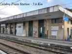 Vibo Pizzo train station - 7.6 Km