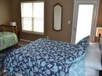 Second bedroom includes queen bed and a day bed for more flexibility