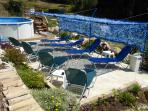 Sun Terrace and Pool Area
