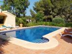 La Piedras pool