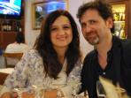 Sabina e Michele vi danno il benvenuto a Villa Paradiso… dove i sogni incontrano la realtà!