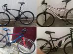Bicicletas 5 Euros/dia