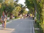 Strada Parco_corridoio verde pedonale e ciclabile a 10 metri da casa