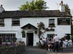 One of the many charming old inns in the area, serving great locally-sourced food.