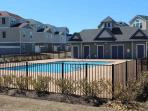 Community Pool, Bathrooms, Changing Area (available May 1 - September 30).