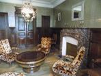 Salon des Gentlemen, très cosy