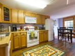 Updated Kitchen; New Appliances - Dishes, Utensils, Pots/Pans, More