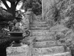L'escalier du Colombier
