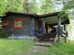 eco-cottage in Art Village