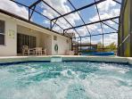 Pool Area - Hot Tub