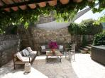 Bastide 2 outdoor lounge