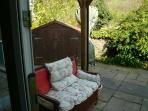 Relax under the veranda