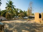 Talpona Riverview Apartments - Talpona beach, Goa - Roof Terrace