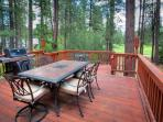 #192 COTTONWOOD Outstanding home on 16th Fairway of Plumas Pines Golf Resort