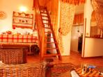 Suite Cedro for summer holiday rentals in Italy near Rome