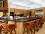 Our GOURMET kitchen lives up to chef standards!