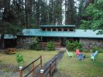 Crater Lake Bungalows  -The RockHouse