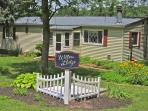 Summertime at Willow Lodge