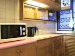 Kitchen and electric appliances (All you can use and drink!!)