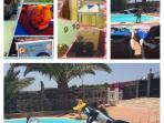 Childrens Rooms details & Pool, Villa Lidia, Lanzarote