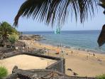 Puerto del Carmen, Lanzarote Beach, near Villa Lidia,